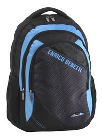 Enrico Benetti sac à dos Black/Kobalt