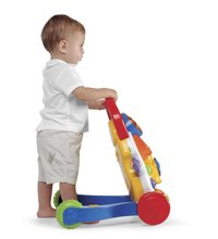 Chicco loophulpje Baby Steps Activity Walker wit-Afbeelding 2