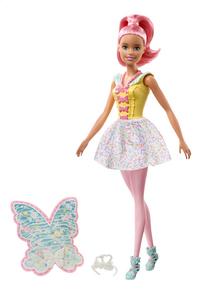 Barbie poupée mannequin  Dreamtopia Fée-Détail de l'article