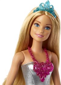 Barbie speelset Prinses met unicorn-Artikeldetail