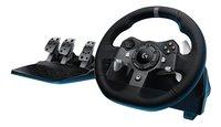Logitech stuurwiel met pedalen G920 Driving Force