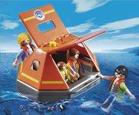 Playmobil City Action 5545 Reddingsvlot met drenkelingen-Afbeelding 1