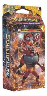 Pokémon Trading Cards Ex Lune & Soleil 1 Starter, Félinferno