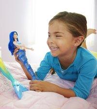 Barbie mannequinpop Dreamtopia Zeemeermin met blauwe staart-Afbeelding 1