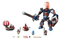 LEGO Nexo Knights 70326 Ridder Mech-Vooraanzicht
