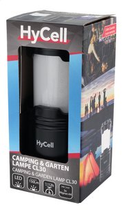 HyCell ledlantaarn camping & tuin CL308 black-Rechterzijde