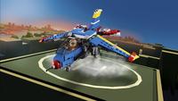 LEGO Creator 3-in-1 31094 Racevliegtuig-Afbeelding 5