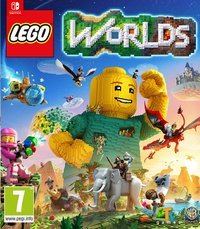 Nintendo Switch LEGO Worlds NL/FR