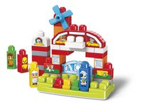 Mega Bloks First Builders Musical Farm-commercieel beeld