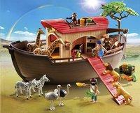 Playmobil Wild Life 5276 Ark van Noach met savannedieren-Afbeelding 1