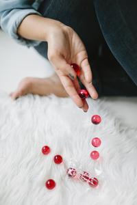 Isabelle Laurier badset + gezichtsmasker Pink M-Afbeelding 2