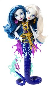 Monster High mannequinpop Groot Griezelrif Peri & Pearl