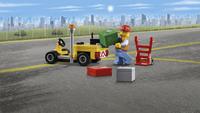 LEGO City 60101 Vliegveld vrachtvliegtuig-Afbeelding 1