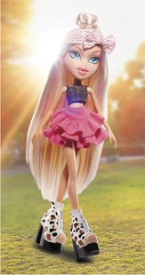 Bratz poupée mannequin Hello My Name Is Cloe-Image 1