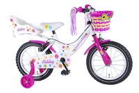 Vélo pour enfants 14/ Ashley avec 2 freins-commercieel beeld