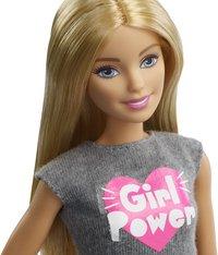 Barbie poupée mannequin  Careers Surprise - Girl Power-Détail de l'article