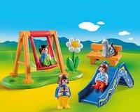PLAYMOBIL 1.2.3 70130 Parc de jeux-Image 1