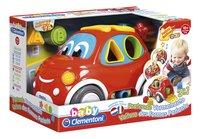 Clementoni Pratende vormenauto