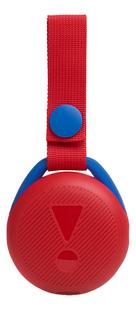 JBL bluetooth Luidspreker JR POP rood-Achteraanzicht