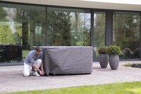 Outdoor Covers Premium beschermhoes voor tuinset L 185 x B 150 x H 95 cm polypropyleen-Afbeelding 4