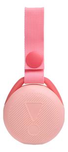 JBL bluetooth Luidspreker JR POP roze-Achteraanzicht