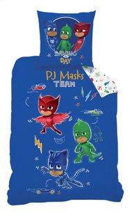 Dekbedovertrek PJ Masks Complicity katoen 140 x 200 cm-Vooraanzicht