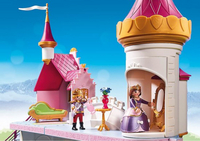 PLAYMOBIL Princess 6849 Manoir royal-Image 4
