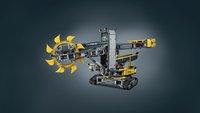 LEGO Technic 42055 Emmerwiel graafmachine-Afbeelding 1