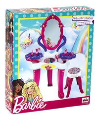 Barbie kaptafel Dreamtopia-Linkerzijde