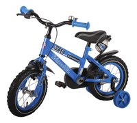 Yipeeh vélo pour enfants Super Bleu 12/ (monté à 95 %)-Détail de l'article