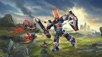 LEGO Nexo Knights 70326 Ridder Mech-Afbeelding 1
