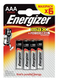 Energizer Max AAA-batterij