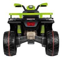 Peg-Perégo elektrische quad Polaris Sportsman 850 lime-Achteraanzicht