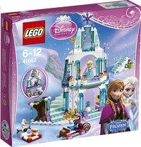 LEGO Disney Princess 41062 Elsa's fonkelende ijskasteel-Vooraanzicht
