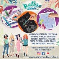 Educa Borras Nature Friends Coffret multiactivités créatives-Détail de l'article