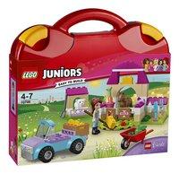 LEGO Juniors 10746 La valisette 'Mia à la ferme'