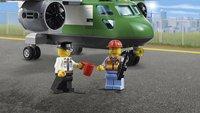LEGO City 60101 Vliegveld vrachtvliegtuig-Afbeelding 2