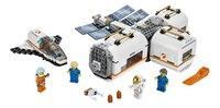 LEGO City 60227 Ruimtestation op de maan-Vooraanzicht