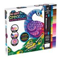 The Orb Factory hi-def Creation levendige kleuren - 60 hyperstix-Linkerzijde