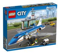 LEGO City 60104 Le terminal pour passagers