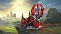 LEGO Nexo Knights 70326 Le robot du chevalier noir-Image 2