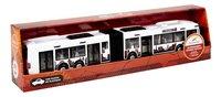 DreamLand Autobus articulé blanc