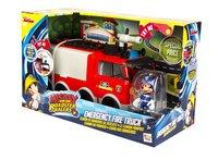 IMC Toys Mickey et ses amis : Top Départ ! Le camion pompier-Côté droit