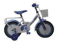 Volare vélo pour enfants Paisley 12' (monté à 95 %)
