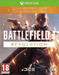 Xbox One Battlefield 1 Revolution ANG/FR