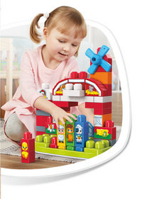 Mega Bloks First Builders Musical Farm-Afbeelding 1