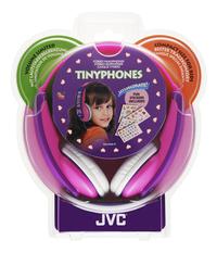 JVC casque HA-KD5 pour enfants rose/mauve