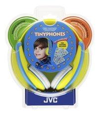 JVC hoofdtelefoon HA-KD5 voor kinderen geel/blauw-Vooraanzicht