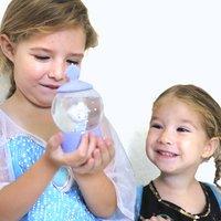 Disney La Reine des Neiges II Boule à neige surprise-Image 1