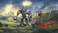 LEGO Nexo Knights 70326 Ridder Mech-Afbeelding 3